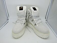 Fenty by Rihanna Puma White Women's Sneaker Boots - US Size 6 - Made in Romania