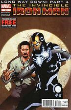 Invincible Iron Man #519 (NM)`12 Fraction/ Larroca