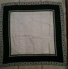 Authentic St Johns 100% silk vintage Scarf