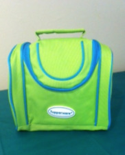 NEW Tupperware Insulated Kids Lunch Bag Green