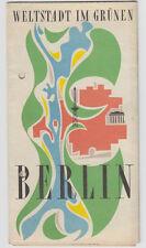 BERLIN CITTÀ DEL MONDO NELLA VERDE 1960 (AGK1190)