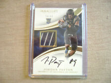 Jordan Payton 2016 Immaculate Auto Rc 2 Color Patch 16/99 Cleveland Browns Mint