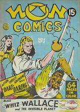 Wow Comics #2 Photocopy Comic Book, Bell Publications, Canadian, Dart Daring