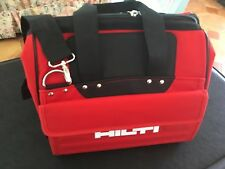 HILTI Tool Bag HEAVY DUTY small NEW (15Lx13Wx11H)  #434910
