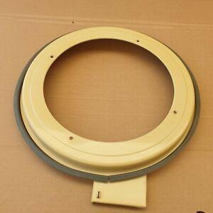 Hoover Dryer machine spare part - plastic door filter holder with door seal x 1