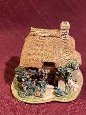 """Cottage.Lilliput Lane """"Rose Bouquet� Miniature"""
