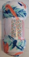 Coastal Home Flamingo Oversized Signature Soft Comfy Throw Blanket 50 X 70