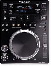 table mixage + amplificateur + 2 Platines/lecteurs DJ + ENCEINTE + case
