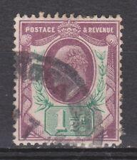 Great Britain nr 105 used EDWARD VII 1902 VEILING oude postzegels ENGELAND