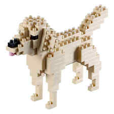 BRIXIES GOLDEN RETRIEVER DOG 125 Pieces Nano Micro-Sized Building Blocks 200.067