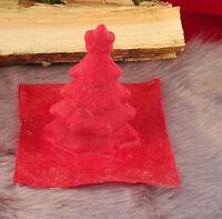 Handgemachte Latexgießform Gießform Betongießform Weihnachten Tannenbaum (061)