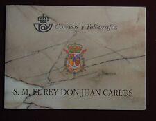 CARNET DE S.M EL REY DON JUAN CARLOS AÑO 1998 COMPLETO.NUEVO PERFECTO.