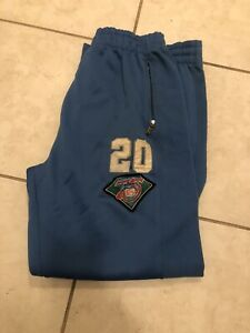 Barry Sanders Mitchell & Ness Pants  Throwback #20  Pants 2xl Xxl Mitchell Ness