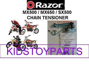 36V RAZOR MX650 DIRT BIKE MOTORCYCLE SCOOTER CHAIN TENSIONER