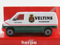 "Herpa 182362 VW T4 Kastenwagen (1990-1995) ""VELTINS PILSENER"" 1:87/H0 NEU/OVP"