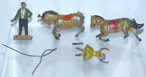 CIRC02 lead Circus - Spare Charbens equestrienne, ring master etc to restore