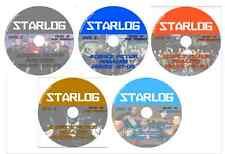 STARLOG 107-192 Sci-Fi Mag on 5 DVDs Star Trek, Batman Alien Nation, Star Wars +