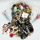 6.8lbs Mixed Fashion Jewelry Lot For Craft/Repair MRJ565