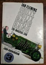 Chitty Chitty Bang Bang 3  1st Edition 1st Printing 1965 w dustcover Ian Fleming