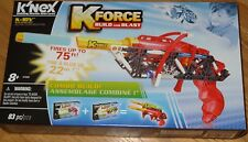 K-10V K'NEX K-Force Build & Blast Construction Building Toy KNEX