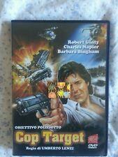 Cop target dvd Umberto Lenzi fuori catalogo edizione avo film