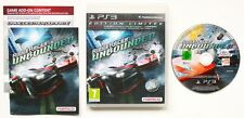 Ridge Racer Unbounded Playstation 3 PS3 Pal fr Francais vf