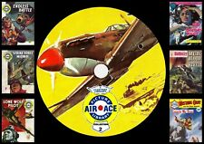 Air Ace & Other Picture Library comics Collection 2 On Dvd Rom
