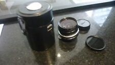 Nikon Nippon Kogaku Nikkor-H 3.5 28mm  Lens
