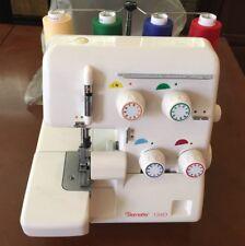 Bernina Bernette 134D Serger Sewing Machine w/ New Cord & Foot Pedal