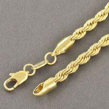 Fashion design elegant 9k gold filled rope bracelet bangle ! Gift & Jewelry