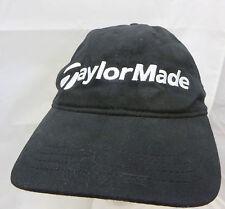 Taylor Made golf baseball cap hat adjustable v taylormade