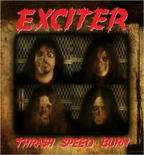 EXCITER-thrash, Speed, Burn CD