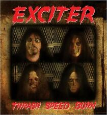 EXCITER - Thrash, Speed, Burn CD