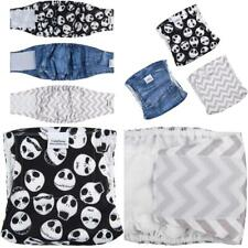 New listing Cutebone Dog Belly Bands For Male Dogs Wraps Washable Doggie Diapers