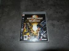 Jeux PS3 Mortal Kombat VS DC Universe