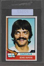 ** 1974-75 OPC Denis Dupere #105 (EXMT) Hockey Card Set Break ** P2347