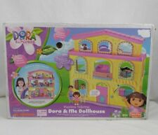 DORA Playtime Together Dora & Me Dollhouse the Explorer Furniture Sealed