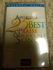 America's 25 Best Praise & Worship Music Cassette