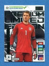 ROAD TO EURO 2020 -Adrenalyn Panini- Card LIMITED PREMIUM - NEUER - GERMANY