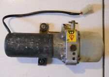 VW CABRIO 1995 - 2002 CONVERTIBLE ROOF PUMP ONLY OEM 1E0871791A