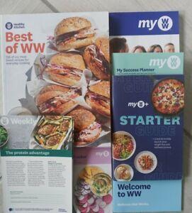 Weight Watchers 2021Best of WW ! Free Starter kit Success Planner