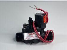 """Toro 264-06-03 3/4"""" Male Threaded Electric Globe Valve - For Sprinkler Heads"""