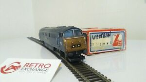 Lima Western Class 52 - Boxed - Tested & Running