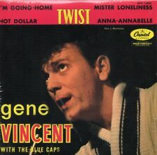 CD Single Gene VINCENT	I'm Going Home - French EP REPLICA - 4-TRACK CARD SLEEVE