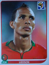 Panini 560 Liedson Portugal FIFA WM 2010 Südafrika