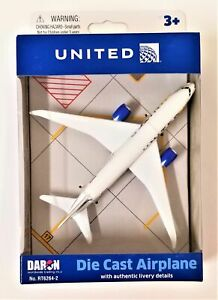 Daron - United Airlines Single Plane 2019 Livery (BBRT6264-2)
