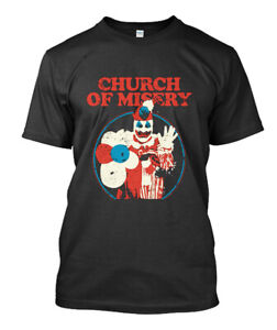 RARE!! LIMITED 889-Church of Misery doom metal band 2021 T SHIRT Size S-2XL