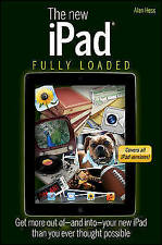 """""""AS NEW"""" The New iPad Fully Loaded, Hess, Alan, Book"""