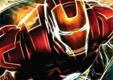 Iron Man New Avengers Art Posters