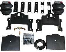 Tow Assist Overload AirBag Suspension Kit AirRide lift 5000 lbs 2011-2015HD Chev